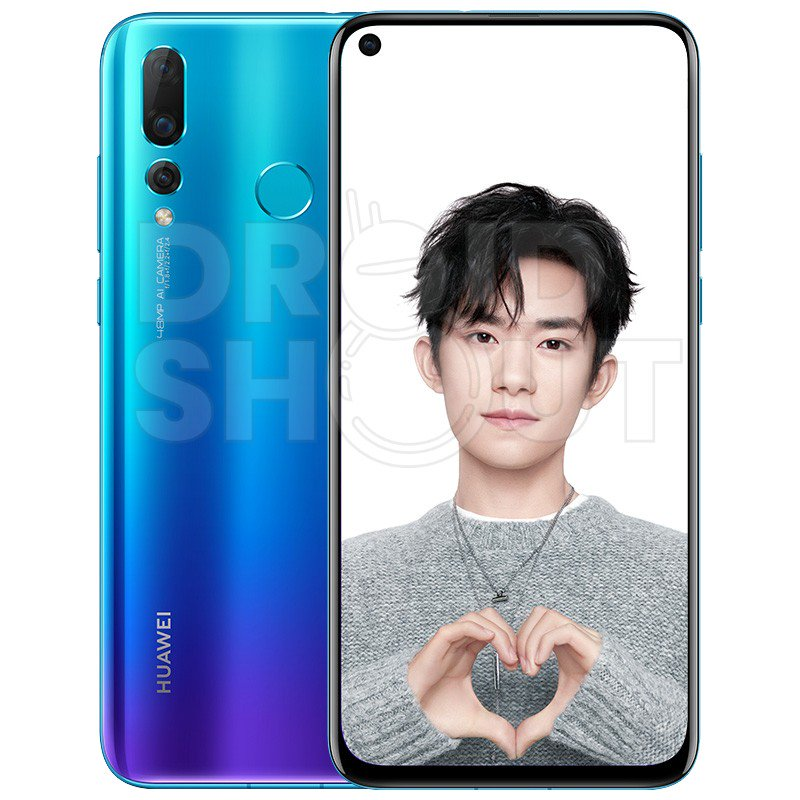 Huawei Nova 4 Press Gradient Blue