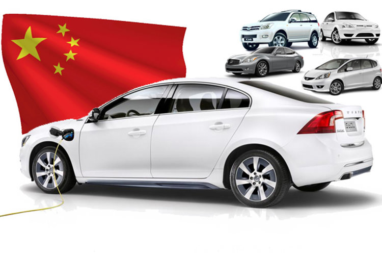 China automotive industry / خودروسازی چین