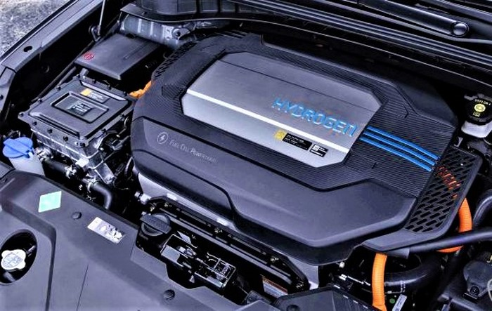 120-kW Fuel Cell/Electric Propulsion System (Hyundai NEXO)