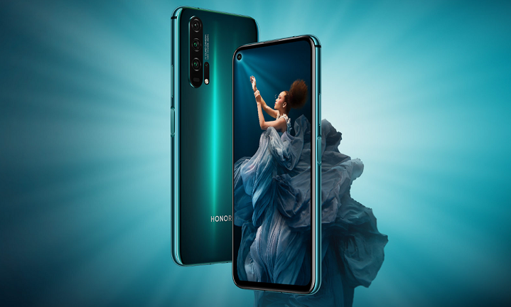 Honor 20 Pro featured