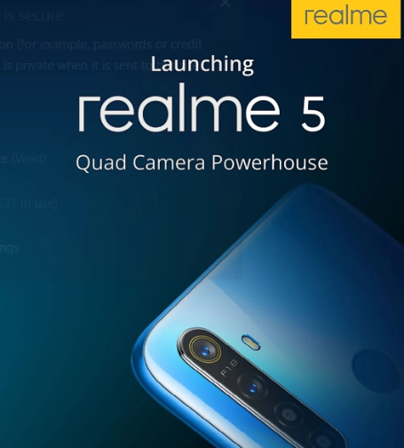 Realme 5 featured