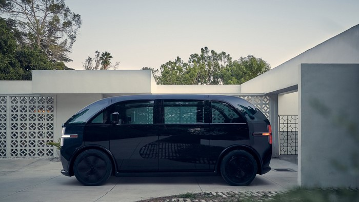 Canoo Electric Van