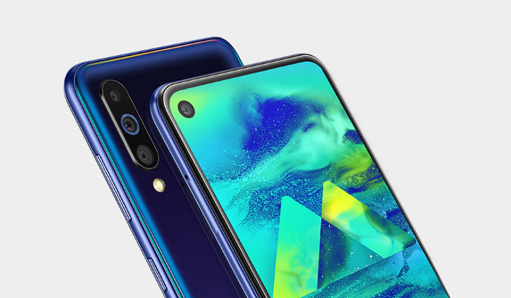 Galaxy M40 featured