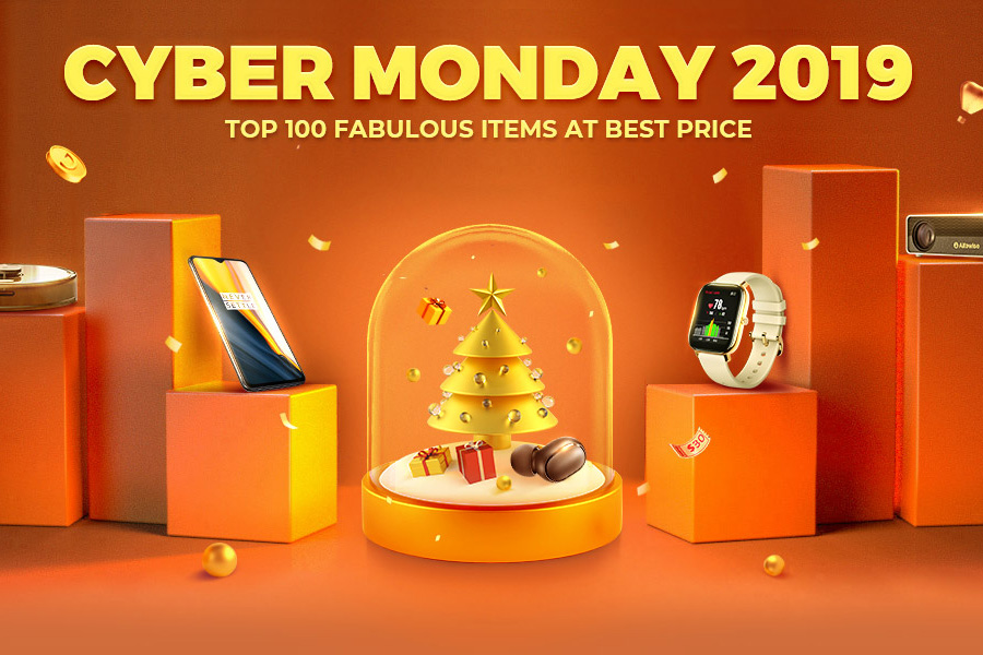 Gearbest Cyber ​​Monday 2019
